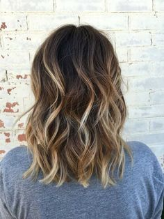 cheveux-court-balayage ombré
