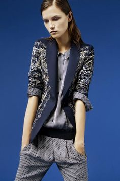 Zara Lookbook March 2012