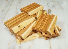 Wood Soap Dish, Soap Dishes, Diy Soap Tray, Soap Holder, Natural Oils, Light Colors, Bathroom, Live, Etsy