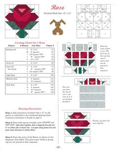 2008-09 Block of the Month - Quilter - Веб-альбомы Picasa