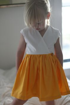 Ideas Sewing For Kids Dress Pockets Sewing Kids Clothes, Sewing For Kids, Baby Sewing, Sewing Toys, Sewing Ideas, Toddler Clothes Diy, Diy Clothes, Sewing Crafts, Sewing Projects