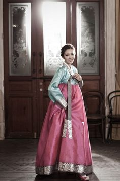 Hanbok   Brainy Mademoiselle
