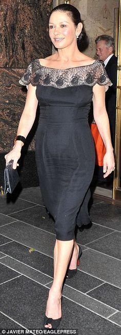 Catherine Zeta-Jones. Stunning.