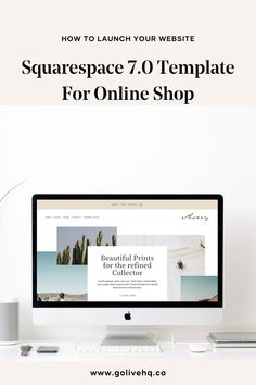 Avery is a modern, minimal and collage-style 7.0 Squarespace Template crafted for shop owners. This template is perfect for small boutique businesses looking to sell physical or digital products online. With Squarespace's integrated e-commerce platform, you can easily host, display and sell your online products on your website. Image Font, Grid Layouts, Blog Categories, Online Shopping Websites, Online Programs, Business Look, Printing Labels, Personal Branding, Website Template
