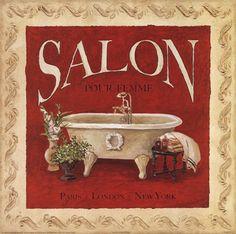 Salon (Charlene Winter Olson)