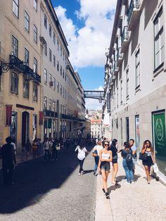 Chiado | Rua do Carmo, Lisboa
