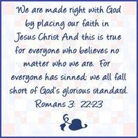 Romans 3:22-23