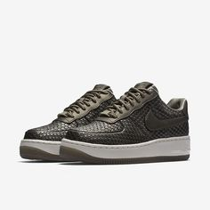 Nike Air Force 1 Upstep Premium Women's Shoe