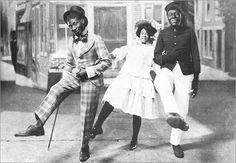 While they did perform in black face, they refused to perform demeaning minstrel acts. | The Vaudeville Actress Who Refused To Be A Stereotype