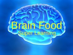Brain food | Super learning fast skills for memory recall, study exams - YouTube