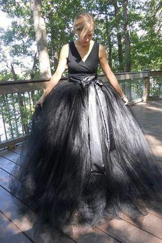 1799078a73 2017 balck organza A-line V-neck bowknot ball gown dresses,long prom dresses