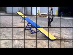 What are the features to look for when choosing a See Saw/Teeter? - YouTube #DogAgilitySeeSaw #DogAgilityTeeter See our product: http://shop.emmcosport.com/Teeter-T0001.htm Price $525.00