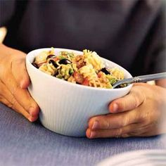 Tex-Mex Pasta Salad | MyRecipes.com