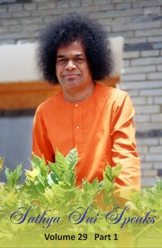 Sathya Sai Speaks Vol. 29 Parts 1 & 2 - PAPERBACKS are now available on Amazon India - http://www.amazon.in/dp/8172089643. The book is delivered anywhere within India. Sairam! #saibook #saibooks #sathyasaispeaks