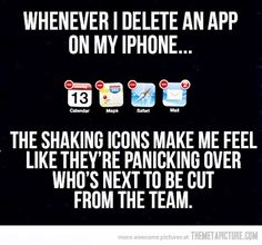 Apple Humor | #toofunny | From Funny Technology - Community - Google+ via Julia A Rodriguez