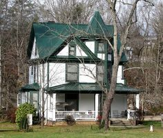 John F. Shea House in Blount County, Tennessee.