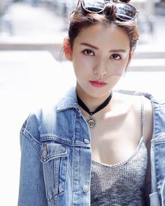 Mike Angelo enjoys working with Rayli Zhang Yuxi in 'My Little Princess' Girl Drawing Pictures, Women In China, Lovely Girl Image, Beautiful Asian Girls, Ulzzang Girl, Bellisima, Beauty Women, Asian Beauty, Hot Girls