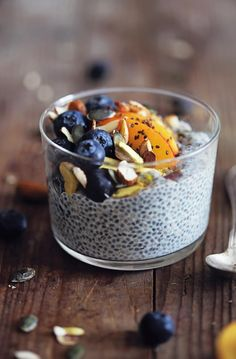 Coconut Chia Pudding: The Ultimate Lazy Girl Breakfast   http://helloglow.co/coconut-chia-pudding-ultimate-lazy-girl-breakfast/