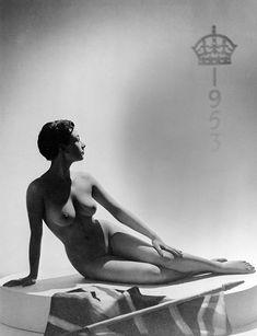Pamela Green: Coronation of Queen Elizabeth II, 1953