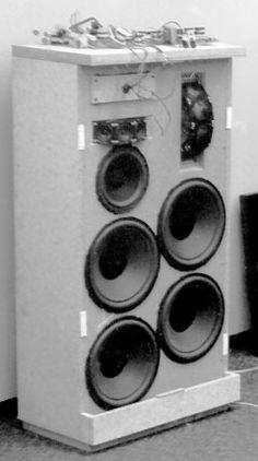 McIntosh Loudspeaker Division Part 2