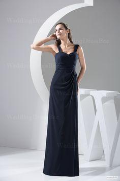 beach wedding dresses Sweetheart floor length chiffon dress $135.98