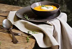 Dýňová polévka s červenou čočkou Panna Cotta, Food And Drink, Ethnic Recipes, Dulce De Leche