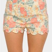 high top shorts