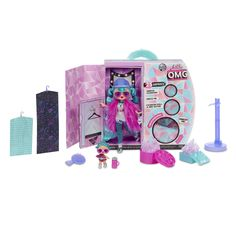 Estilo Swag, Smartwatch, Monster High, Disco Fashion, Slay All Day, Toys Uk, Garment Bags, Doll Stands, Lol Dolls
