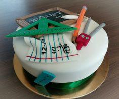 Math cake