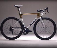 DeLuca Killer Aero #bikes #carbonbike #ciclismo #italianbikes #bicicleta #ciclismo #roadbike