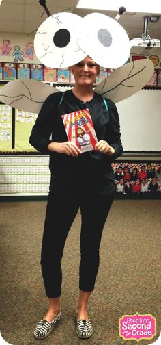 23 Perfect Halloween Costumes For Every Teacher & Book Lover – Bored Teachers