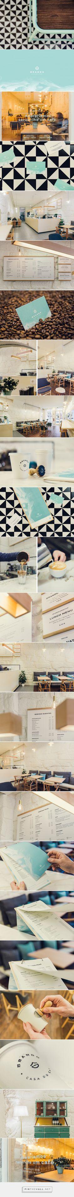 Brando – Casa do Café on Behance - created via https://pinthemall.net