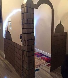 Mini masjid to encourage children to pray