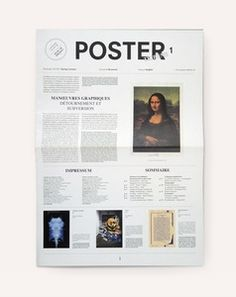 Image of Poster Tribune, Issue 1