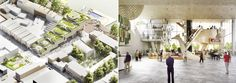 Gallery of BIG, Kengo Kuma Among Four Visions Unveiled for ARTA Cultural Center in Arnhem - 3