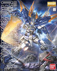 Our shop retails Gundam Astray Blue Frame D (MG) (Gundam Model Kits) Bandai Mobile Suit Gundam MG Gundam SEED Master Grade 1/100 2266767 on the Web.