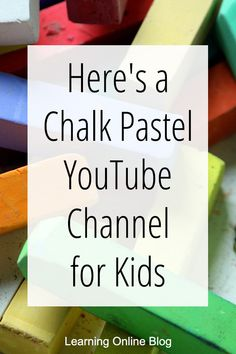 Art lessons in video format to create it easy for kids to master art and Soft Pastel Art, Chalk Pastel Art, Chalk Pastels, Chalk Art, Soft Pastels, Art Lessons For Kids, Art Lessons Elementary, Art For Kids, Middle School Art