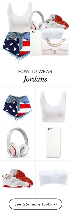 Happy 4th. by brooklyn-taylor-ford on Polyvore