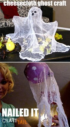 cheesecloth-ghost-craft-fail