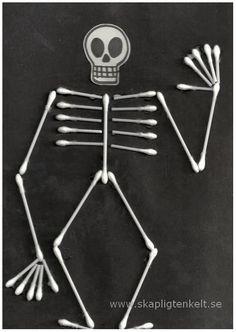 Skapligt Enkelt: Skelett