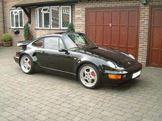 Classic Road Bike, Porsche 964, Classic Cars, Porsche 911
