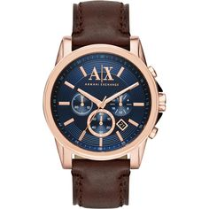Armani Exchange Outerbanks For Men - AX2508 | The Prime Watches