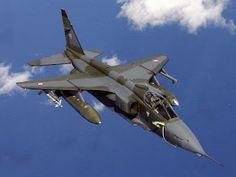 Aviones Caza y de Ataque:     SEPECAT Jaguar Tipo Avión de ataque a tierra Fabricante    Unión Europea ---- SEPECAT (Bréguet y BAC) Primer vuelo 8 de septiembre de 1968 Introducido 1973 Generación 3º Retirado 2005 (Francia) 2007 (Reino Unido) Estado En servicio Usuarios principales  Unido Royal Air Force  Ejército del Aire de Francia  Fuerza Aérea India  Fuerza Aérea Real de Omán N.º construidos 543
