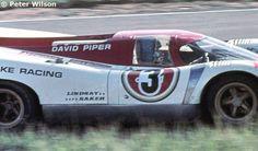 Kyalami 9 Hr - David Piper, Lucky Strike Racing - Richard Attwood, Dave Charlton - DNF Porsche, Le Mans, Touring, Race Cars, Ferrari, African, Bike, Vroom Vroom, Auto Racing