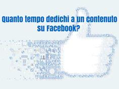 Fate attenzione! Da oggi Facebook analizza il vostro tempo http://www.socialmedialife.it/news/facebook-news/quanto-tempo-dedichi-a-un-contenuto-su-facebook/