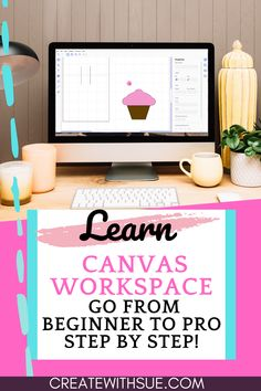 How To Get Started With Canvas Workspace is a Step-by-Step course that will help learn to create your very own amazing designs. Canvas Learning Management System, Memes Gretchen, Computer Help, Canvas Online, Flipped Classroom, Teaching Tools, Teaching Resources, Scan And Cut, Marketing