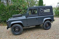 NIce ex-MoD Land Rover Defender 90