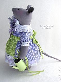 Tilda mrs mouse