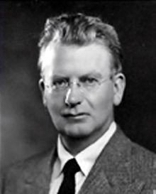 John Logie Baird (1888 - 1946) was a Scottish engineer and inventor, who demonstrated the first televised moving objects, the first transatlantic TV broadcast, and the first colour TV in 1941.