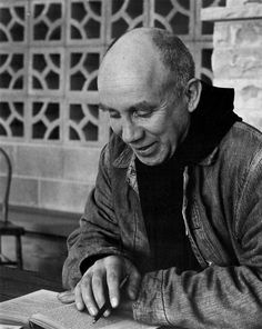 Thomas Merton by John Howard Griffin, 1965